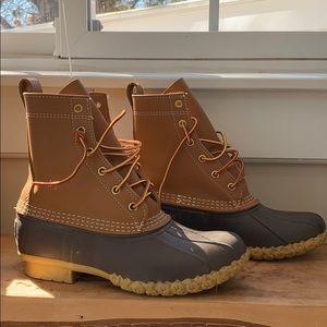 LL Bean Duck Boot // Bean Boot